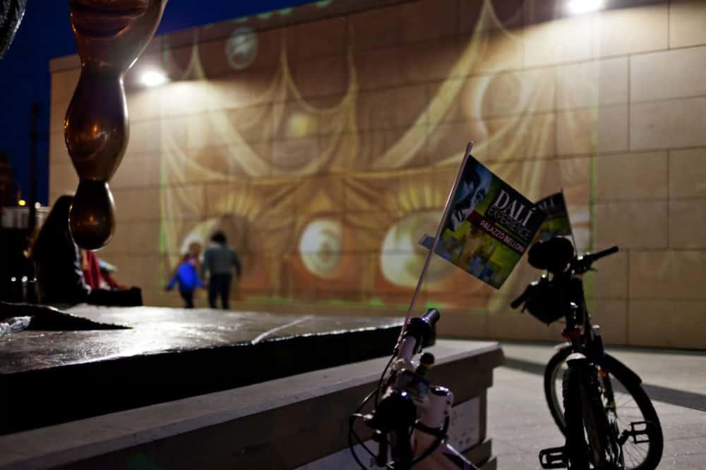 'Dalí Bike Parade': una biciclettata sulle orme di Salvador Dalì