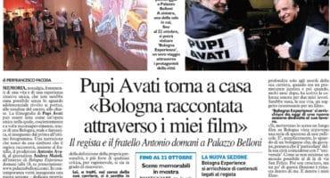 Corriere di Bologna | Un approccio innovativo per conoscere Dalí